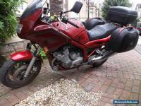 2001 YAMAHA XJ 900 S RED. LOW MILAGE