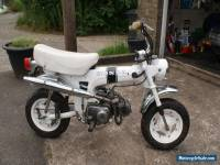 Honda ST70 1978 in Nice Condition with spares Monkey Minibike ST 70