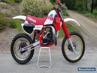 1985 Yamaha YZ