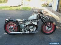 1946 Harley-Davidson U