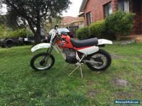 Honda XR80 Pro-Link