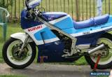 Suzuki RG500 1988    UK BIKE      MATCHING Numbers       Owned for last 10y for Sale