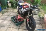 Honda NSR125 JC22 Spares or Repairs for Sale