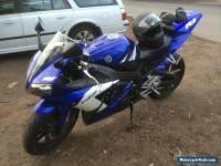 Yamaha YZF 2002 R1