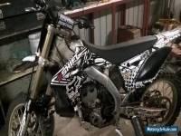 2010 rmz 250