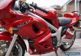 SUZUKI SV650S 2001 - MINT - Only 8,420 Miles for Sale