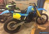Yamaha it490 weapon swap trade 450 for Sale