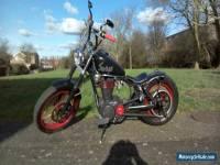 Suzuki LS650,Bobber,Harley look,big single cylinder