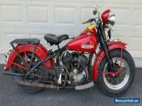 1946 Harley-Davidson WL FLATHEAD