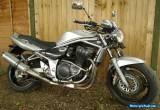 2001 suzuki gsf 1200 bandit k1 silver semi streetfighter viper full mot for Sale