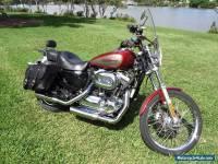 2009 Harley-Davidson Sportster 1200 Custom (XL1200C)
