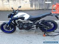 2015 Yamaha MT09 - Race Blue 16reg 849cc