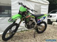 2009 KAWASAKI KX450F IN GREAT CONDITION FUEL INJECTED WITH LONG REC REG NEW TYRE