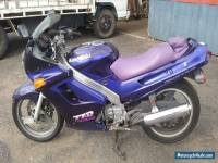 KAWASAKI ZZR250 92 MODEL NEW TYRES ETC JUST OUT OF REGO GOOD CONDITION W/SPARES