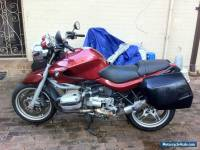 BMW R1150R in good condition