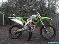 2011 Kawasaki KX450F Fuel Injected