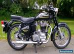 royal enfield bullet 500 sixty five model classic low millage  for Sale
