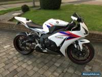 2012 Honda CBR 1000 RR-C Fireblade Anniversary Edition Non ABS