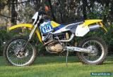 1999 Husqvarna TE410 for Sale