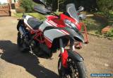ducati multistrada pikes peak 1200s for Sale