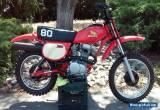 1982 Honda XR for Sale