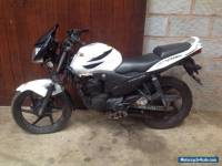 HONDA CBF 125CC 2009 LEARNER LEGAL LIGHT DAMAGE CAT C