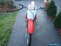 motor bike Honda Crf80f
