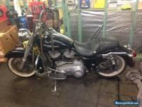Harley Davidson shovel FLTC