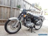 2010 Royal Enfield Bullet Motorcycle