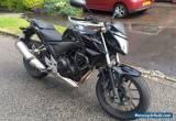 2013 HONDA CB 500 F-A BLACK for Sale