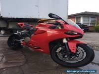 2013 - Ducati 1199 Panigale