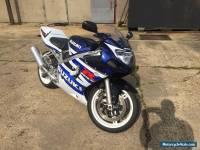 2003 Suzuki GSXR600 K3 ONLY 7200 MILES