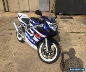 2003 Suzuki GSXR600 K3 ONLY 7200 MILES for Sale