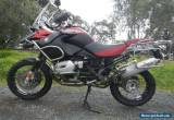 2008 BMW R1200GS, AWESOME ADVENTURE BIKE, PANNIERS, FANTASTIC TO RIDE! for Sale