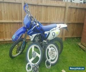 Yamaha wr 400 f for Sale