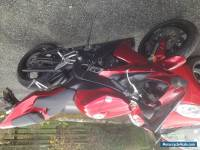 2004 YAMAHA YZF R1 04 RED FSH NO TAX OR MOT