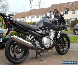 *REDUCED PRICE* SUZUKI GSF1250 BANDIT SA K8 BLACK NEW TYRES JUST SERVICED for Sale