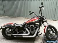 Harley Davidson Dyna Streetbob FXDB