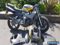 HONDA NSR 125 R FOX-EYE (1997) 2 STROKE 125 LEARNER LEGAL - DAMAGED PROJECT