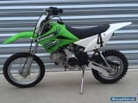 Kawasaki KLX 110L 2013