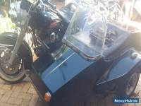 1990 Harley Davidson Electraglide with sidecar outfit