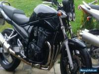 SUZUKI BANDIT GSF 650 ABS FULL 12 MONTHS MOT STREETFIGHTER REDUCED