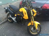 Honda MSX 125 grom VGC 342 miles only mature lady owner