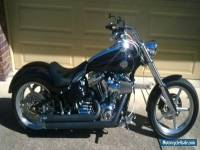 HARLEY DAVIDSON ROCKER C with120R MOTOR