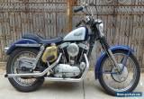 1957 Harley-Davidson Sportster for Sale