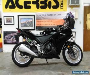 2011 Honda CBR for Sale