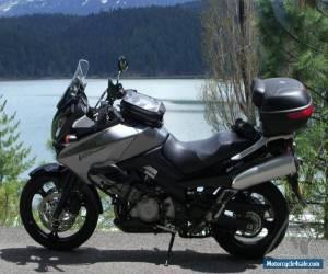 SUZUKI 2008 VSTROM  DL1000  LOW K  ADVENTURE  for Sale