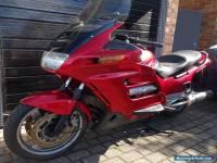 Honda Pan European ST1100 solid swing arm custom gel seat low miles full MOT