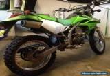 2005 Kawasaki KLX250H Road Registered Learner Approved for Sale