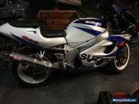 Suzuki GSXR 600 99'